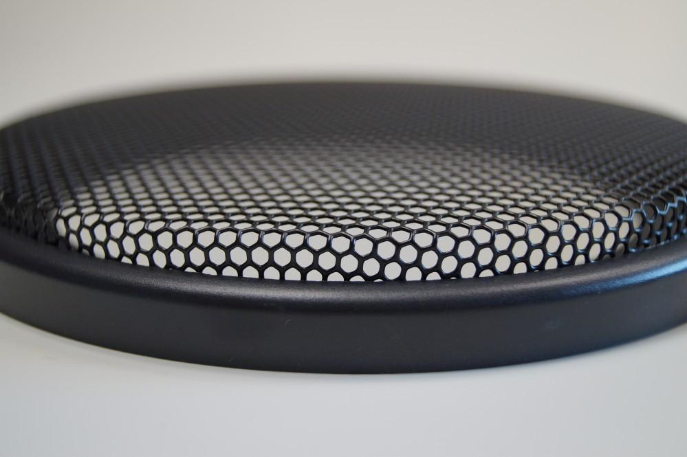 1 Paar DIN-160 Lautsprecher-Universalabdeckung Abdeckung  – Bild 4