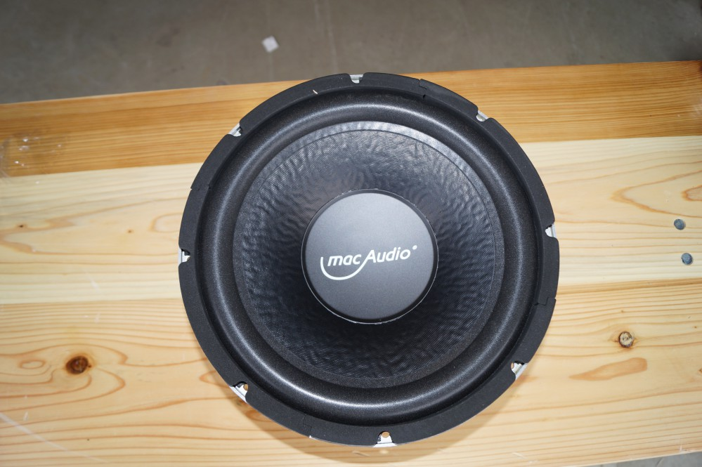 "12"" 30 cm Subwoofer mac Audio Mac Hyper 3000 – Bild 1"