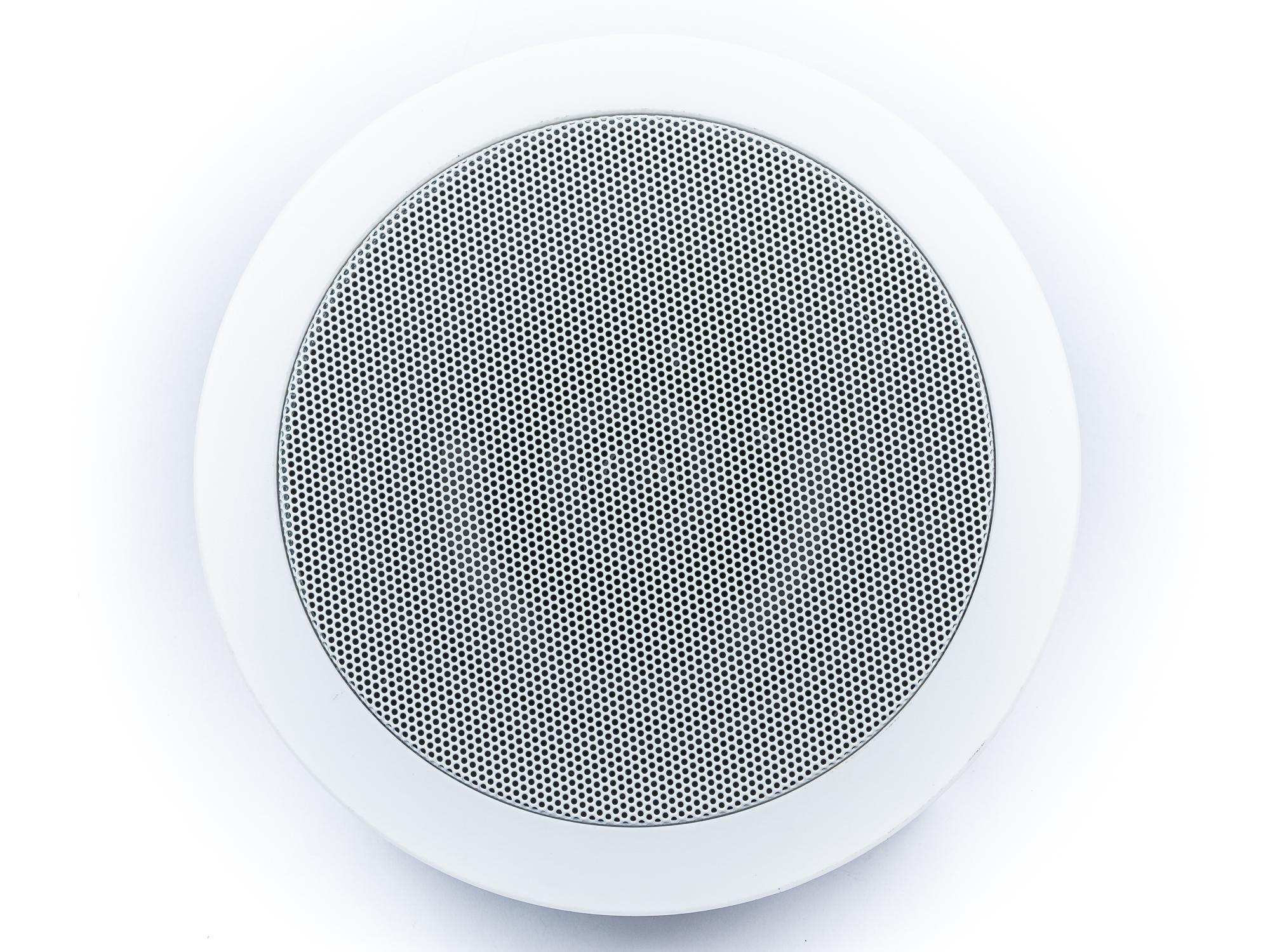 PG Audio DL 52, 2 Wege Decken-Einbaulautsprecher, 60/120 Watt max.weiß, Neu-Ware 001