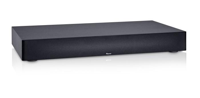 Magnat Sounddeck 100, Kompaktes, vollaktives Heimkino-Sounddeck Farbe:schwarz, 1 Stück B-Ware 001