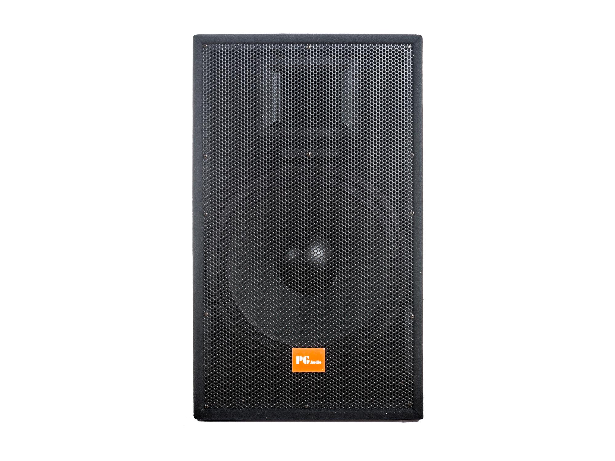 PG Audio BM 1520,Disko,Party,Pa Lautsprecher,15 Zoll,1 Paar Neu  001