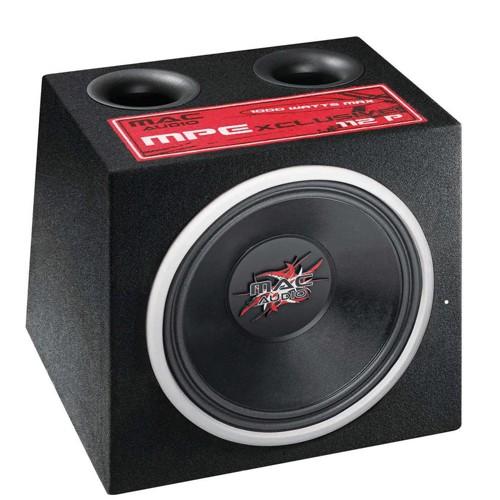mac Audio MPExclusive 112 P, Sub. mit 300 mm Basstreiber, NEU