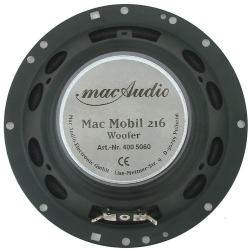 1 Paar mac Audio Mac Mobil 216 Woofer, 140 Watt max., B-WARE – Bild 3