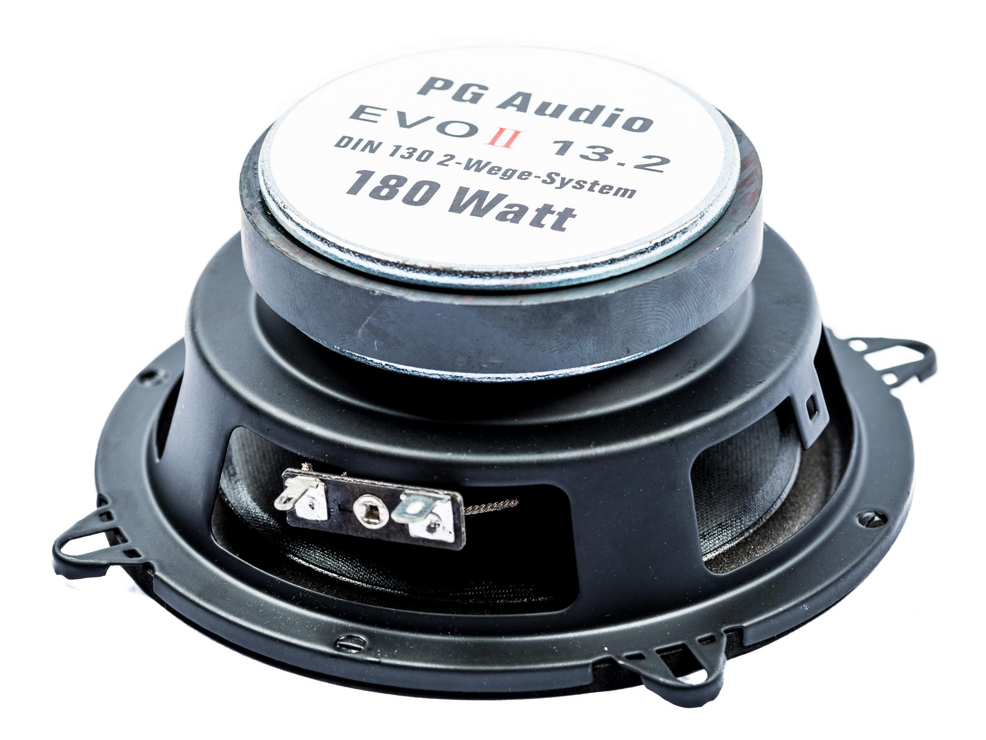 PG Audio EVO II, 13 cm Coaxial Auto Lautsprecher 13.2 , B-Ware – Bild 3