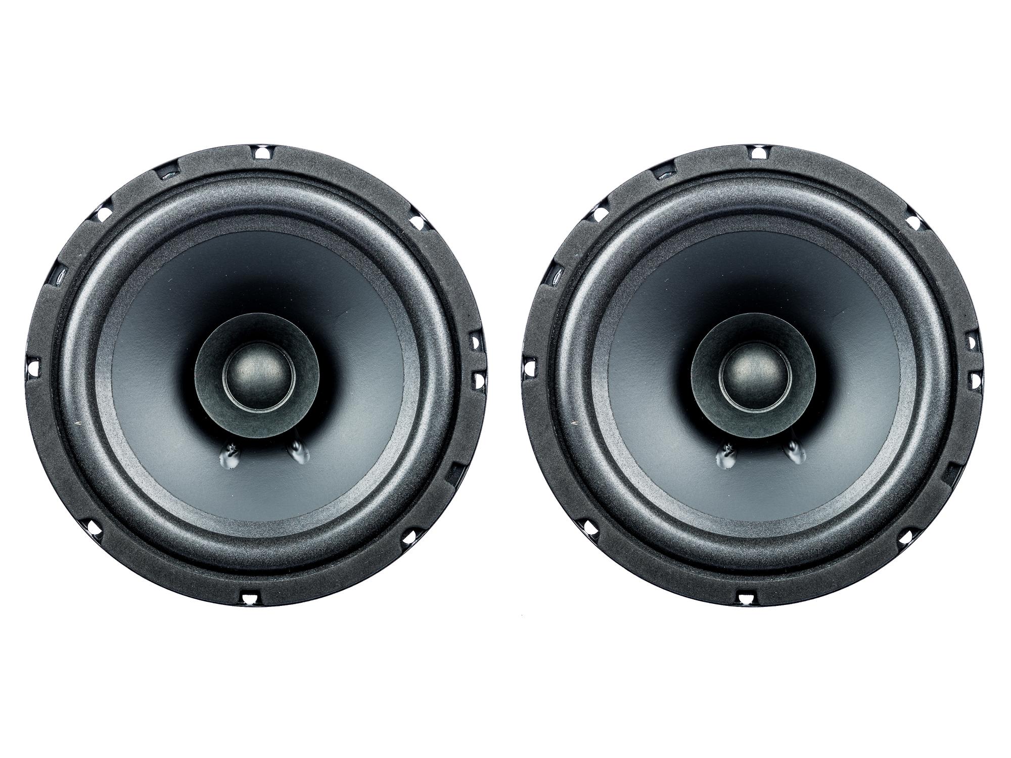 1 Paar PG Audio EVO I 16.2, 16 cm Dual Cone Lautsprecher , Neu-Ware