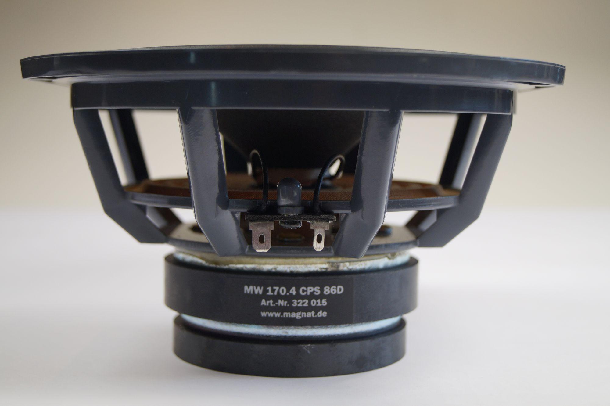 Magnat Shadow 203,MW 170.4 CPS 86 D ,Tiefmitteltöner – Bild 2