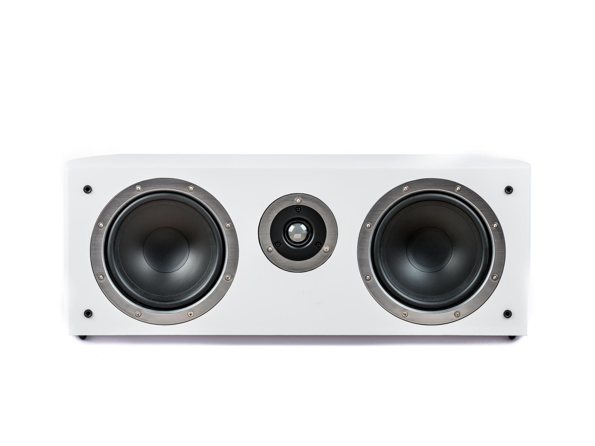 PG Audio Center Lautsprecher einsetzbar zur Heco Victa 101,Prime 102,weiß,Neu – Bild 1