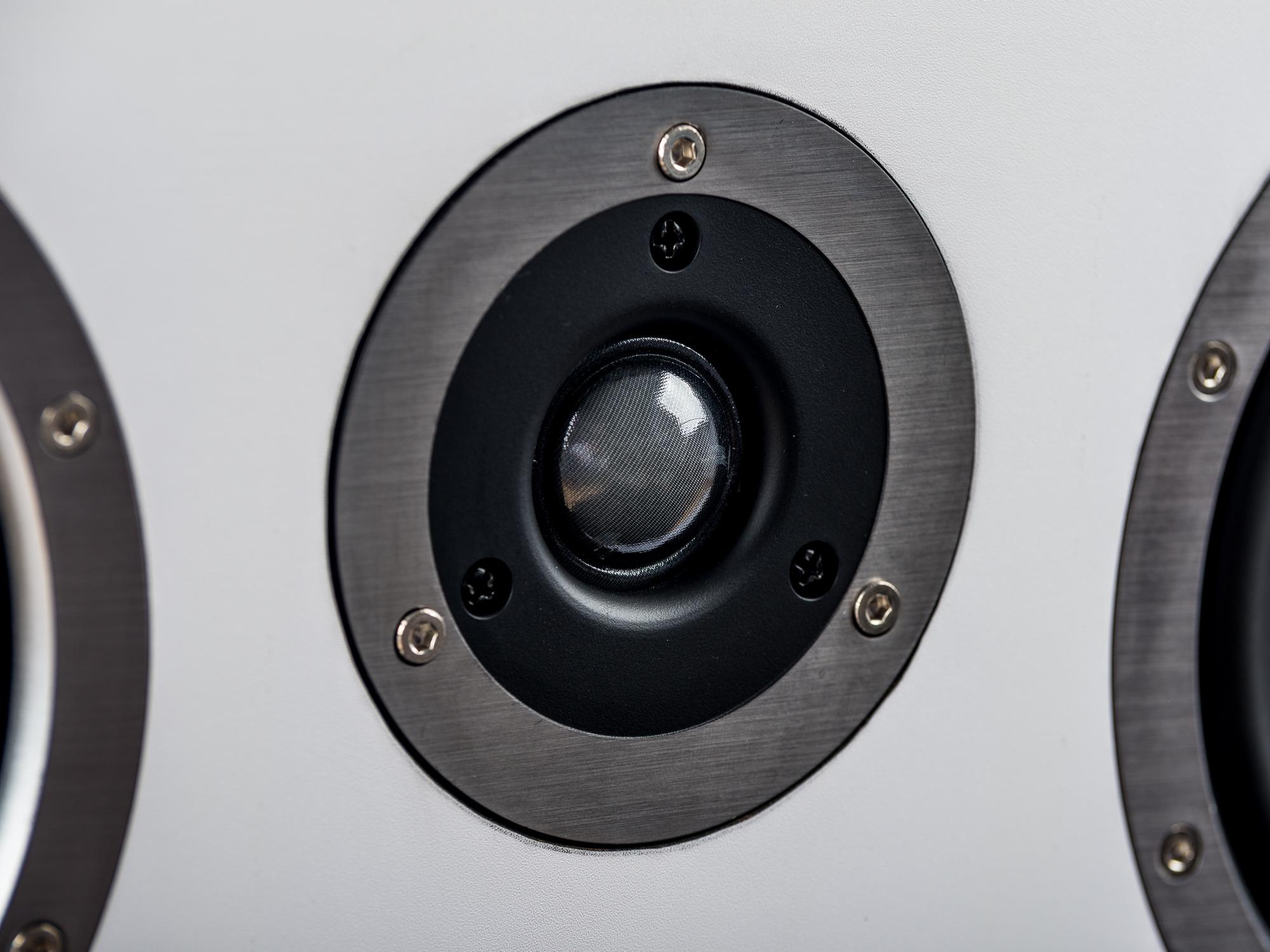 PG Audio Center Lautsprecher einsetzbar zur Heco Victa 101,Prime 102,weiß,Neu – Bild 5