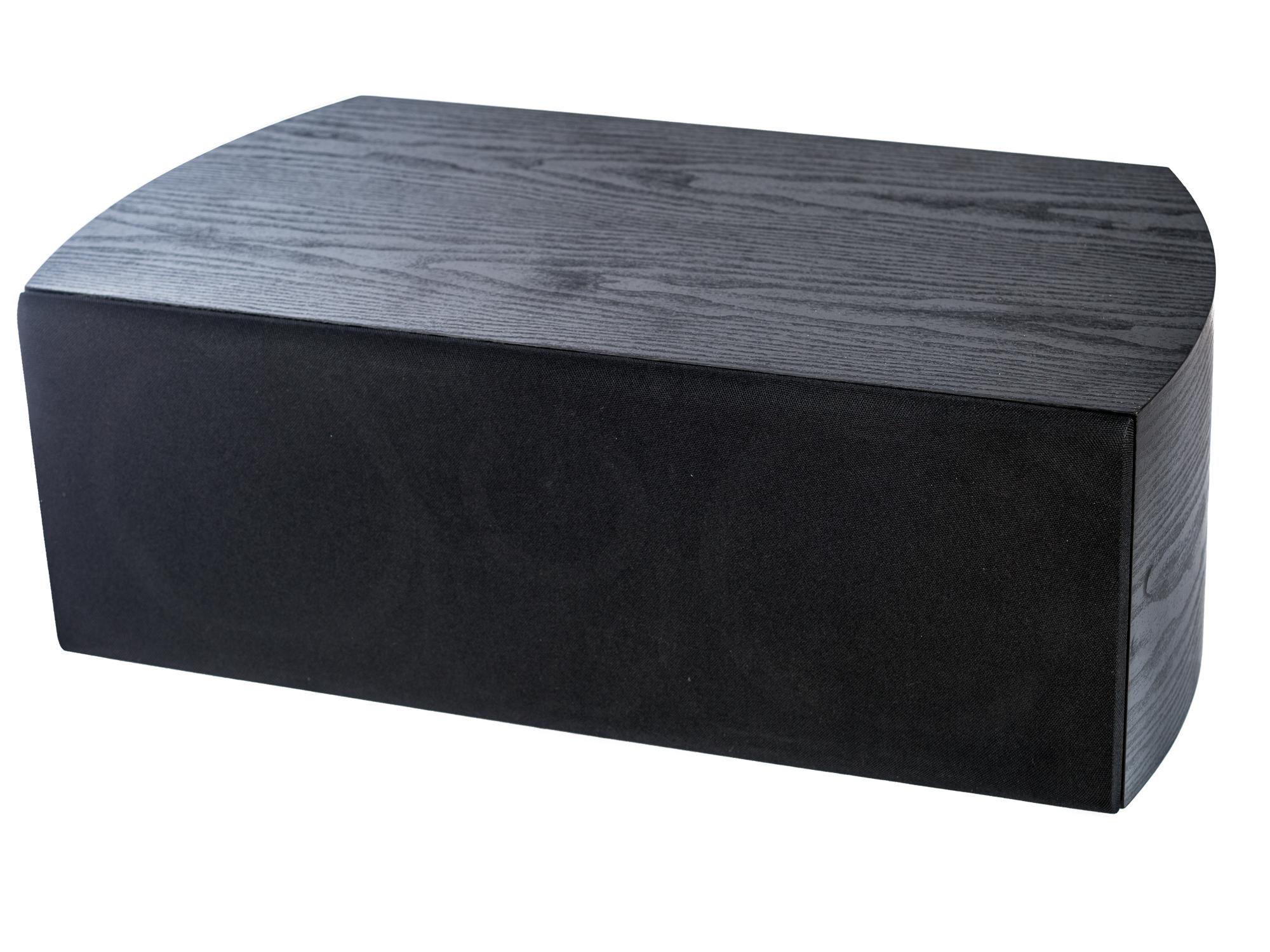 PG Audio universeller XL Center Lautsprecher, 2 Wege Bassreflex, schwarz, Neu-Ware – Bild 3