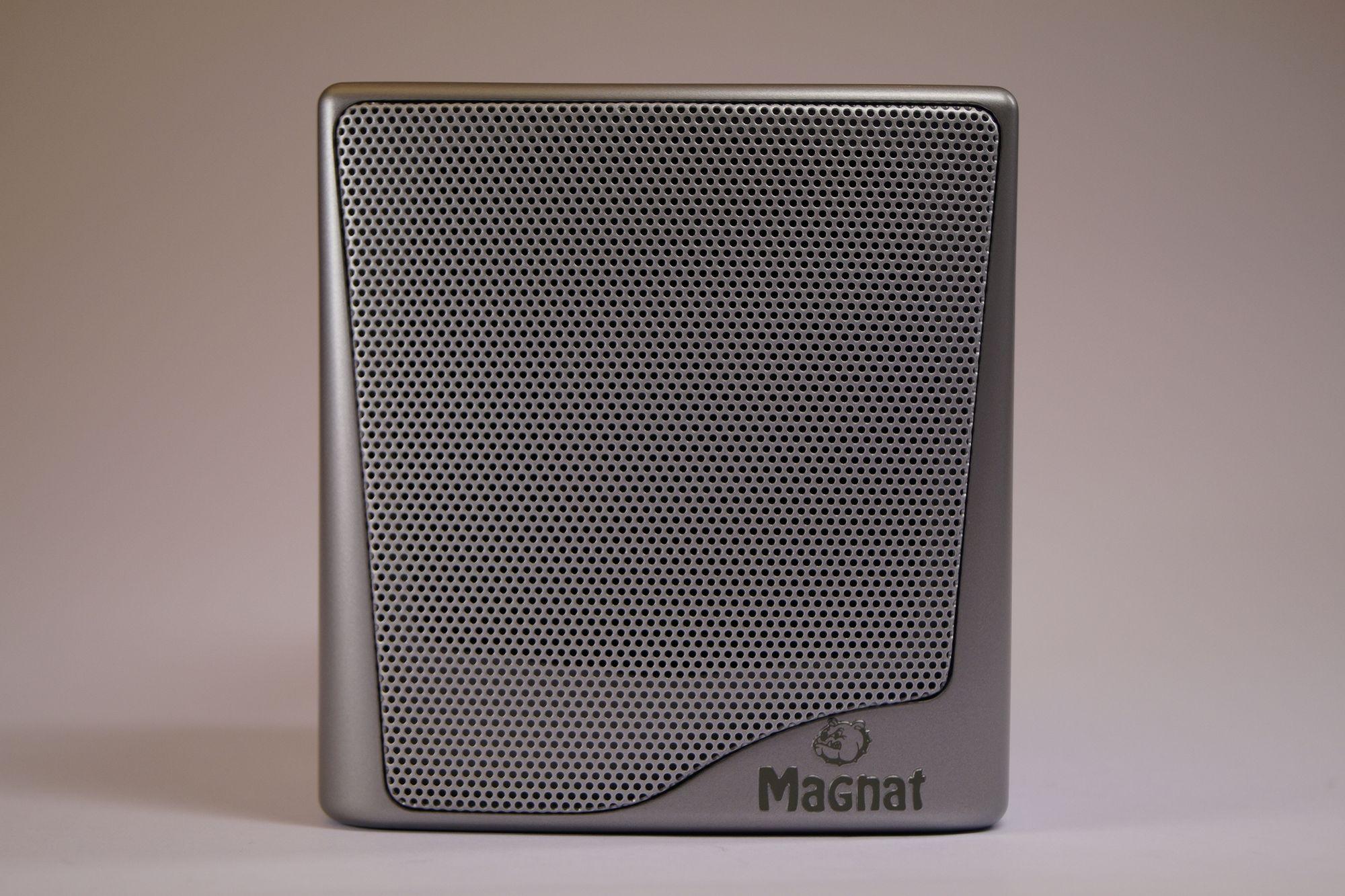 Magnat Cubus 5.1 Front Lautsprecher Satellite silber,1 Paar – Bild 2