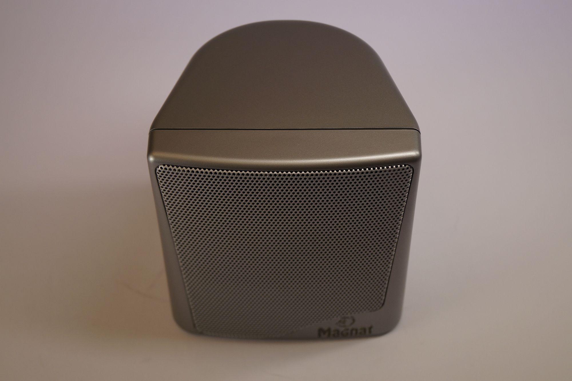 Magnat Cubus 5.1 Front Lautsprecher Satellite silber,1 Paar – Bild 5