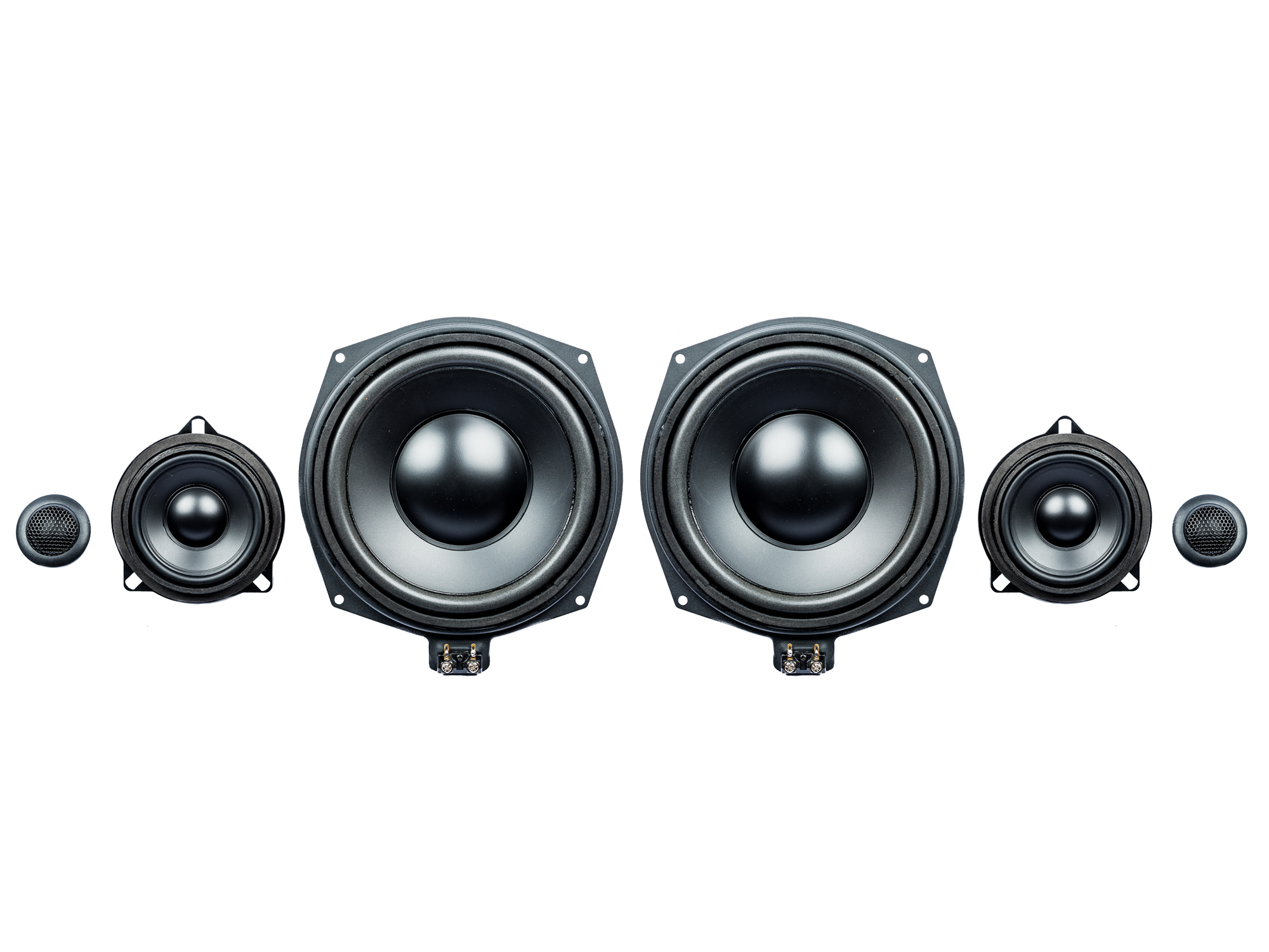 1 Set  PG Audio BM 8 SET, BMW Lautsprecher  20 cm