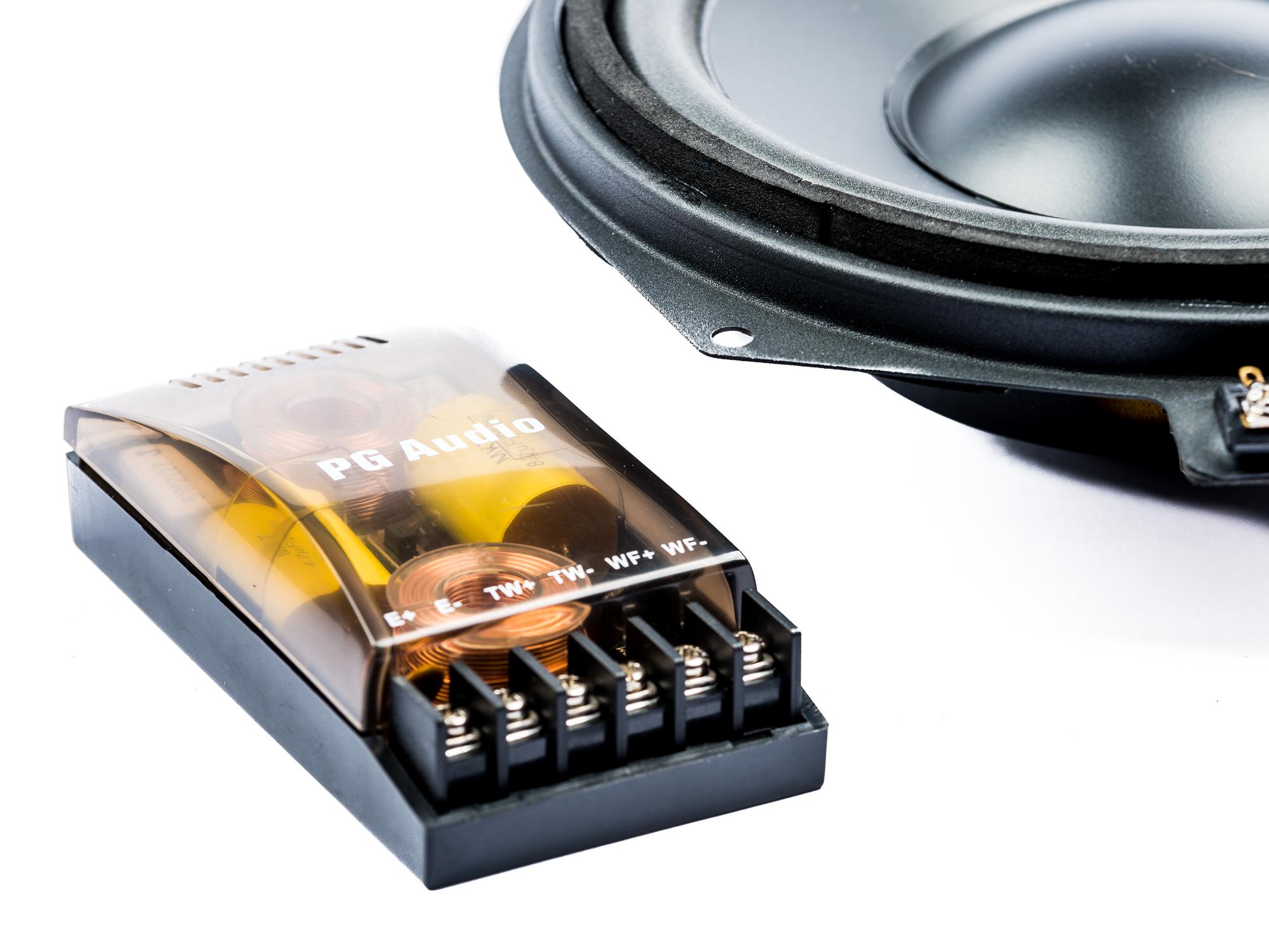 1 Set  PG Audio BM 8 SET, BMW Lautsprecher  20 cm  B-WARE – Bild 4