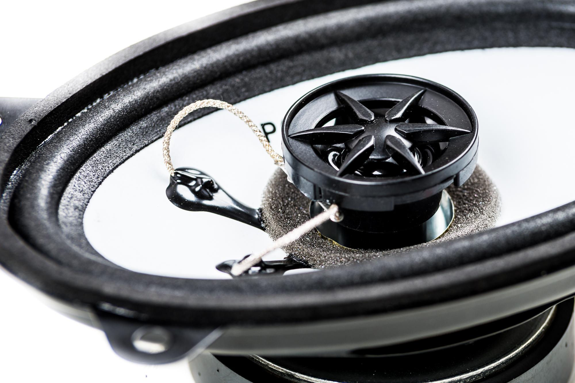 Lautsprecher 4x6 Zoll BMW 3er,5er,7er, Chevrolet Aveo,Kalos und K-Serie – Bild 3