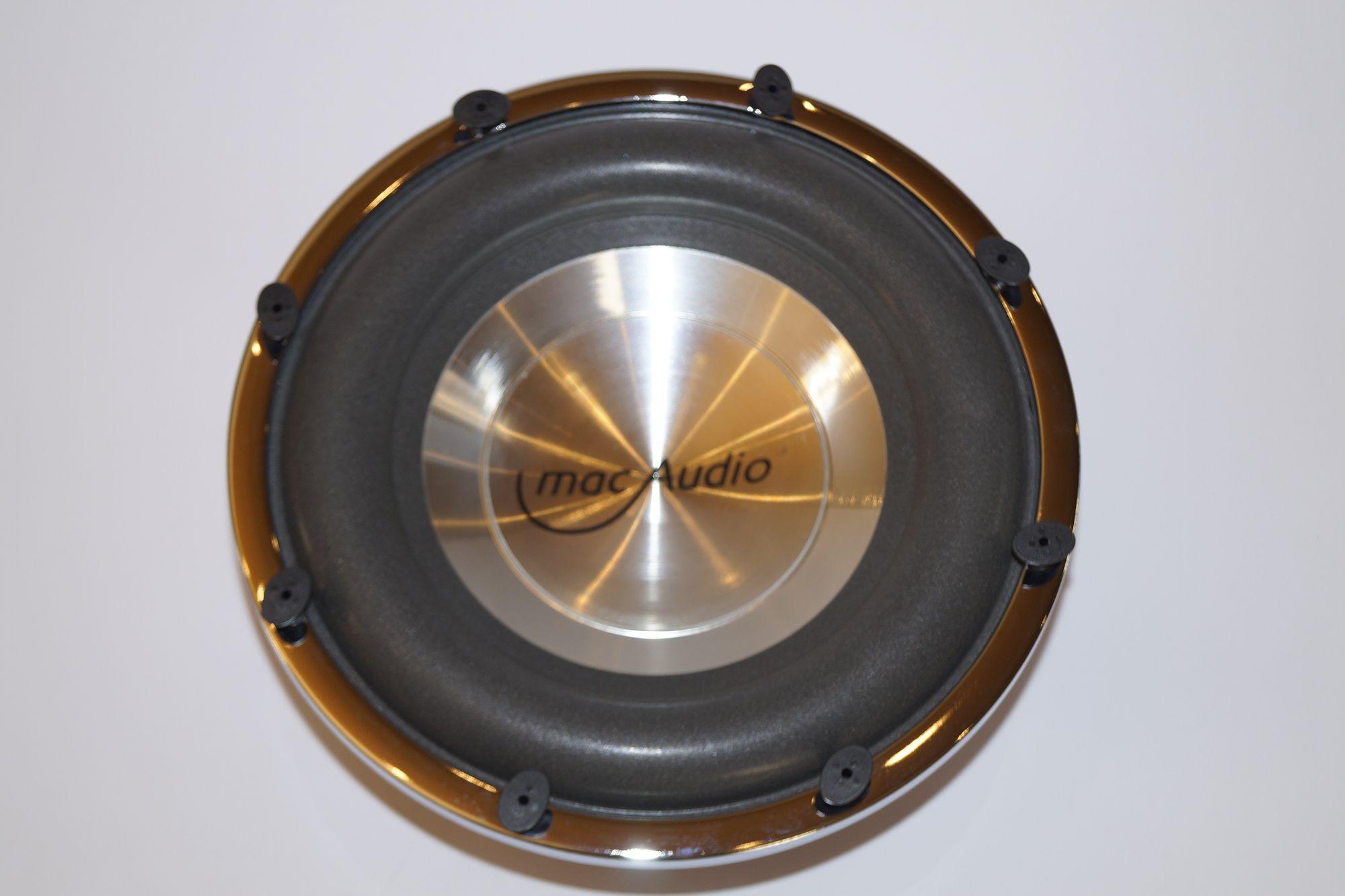 1 Stück Mac Audio ICE FIRE 225 MAWS 250 CPP 2140 IX NL, SERVICEWARE 001