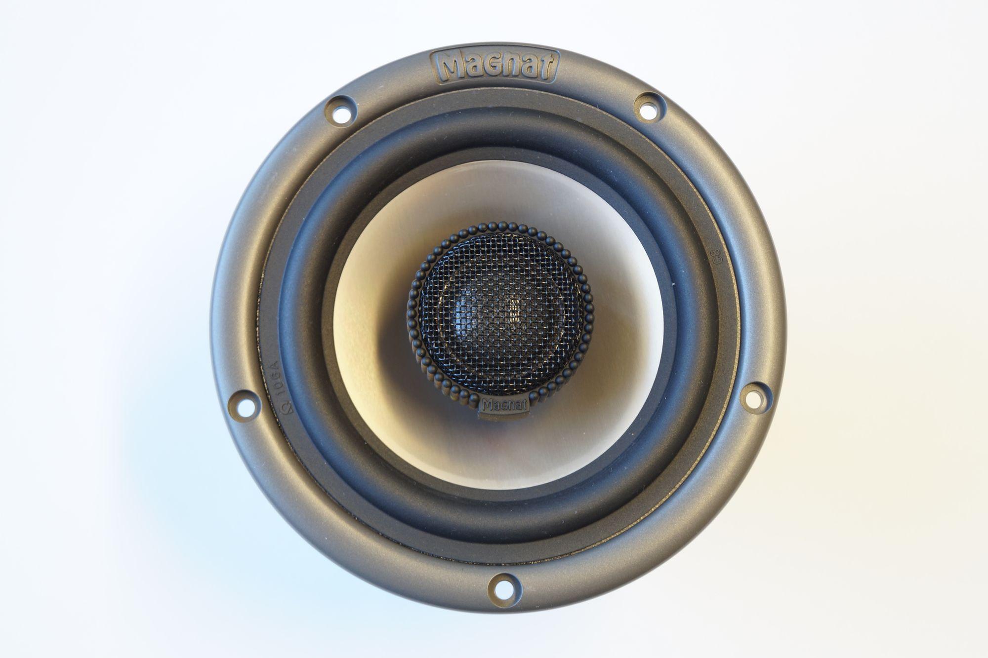 1 Stück 135 mm 2-Wege Koax Magnat MCO ABS 135 AL 485 S 150 Watt max., NEU – Bild 1