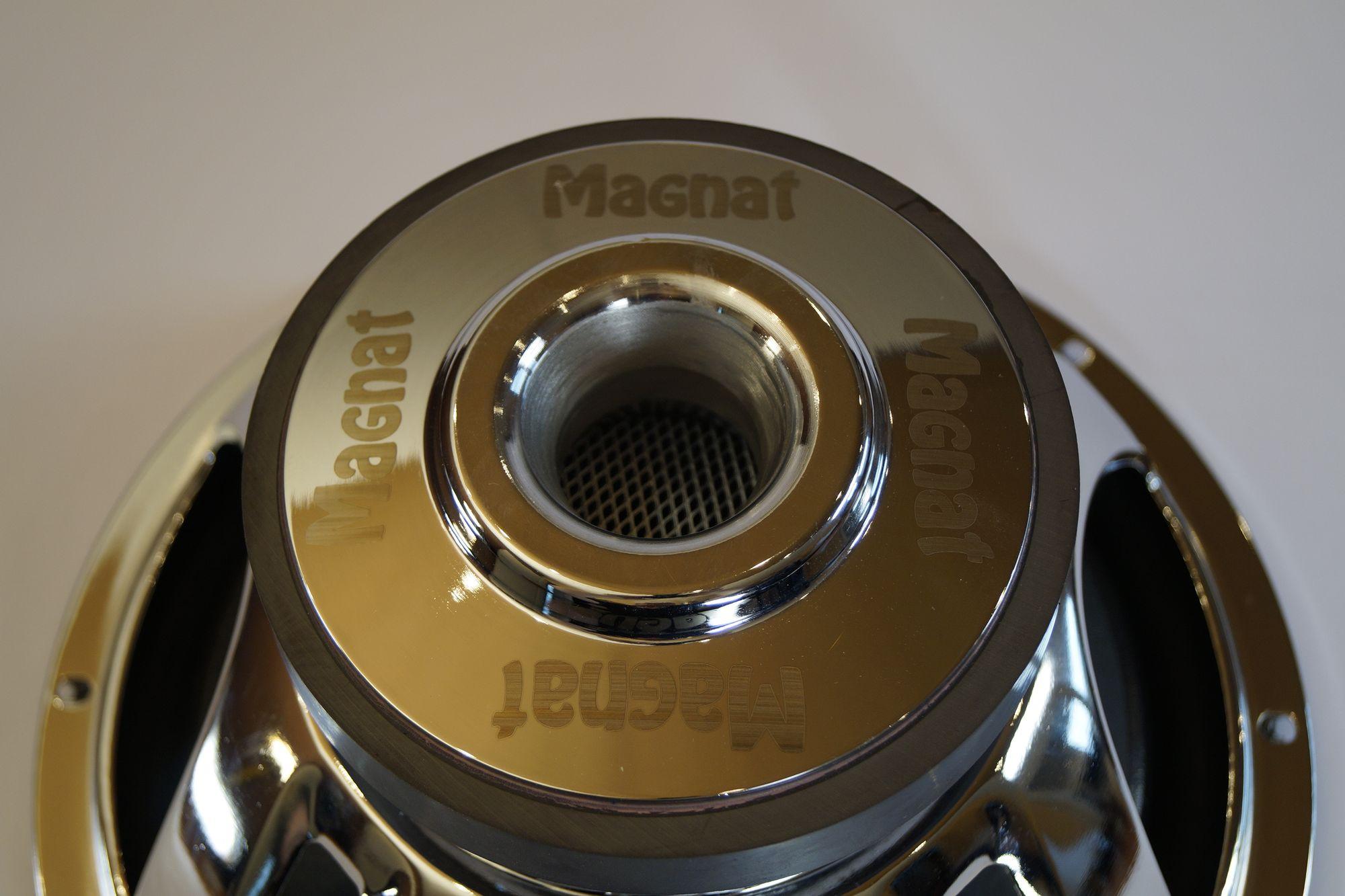 Magnat Transforce Reference 130 Tieftöner Subwoofer Basslautsprecher, 1000 Watt max., NEU – Bild 5
