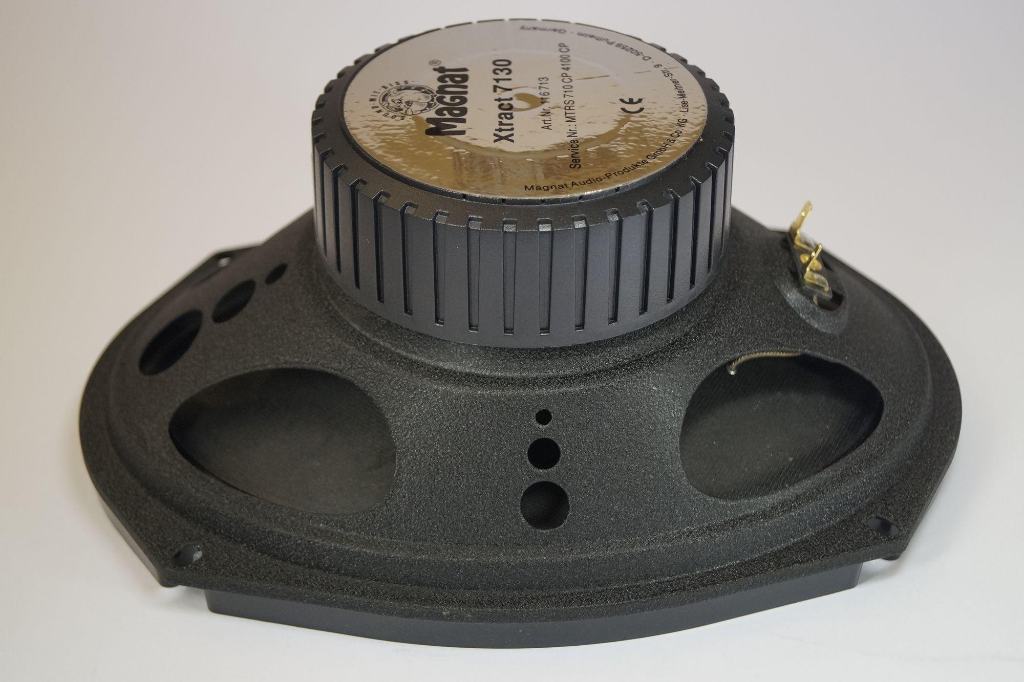 1 Paar 6x9 Lautsprecher 3-Wege Triax Magnat X-Tract 7130 – Bild 2