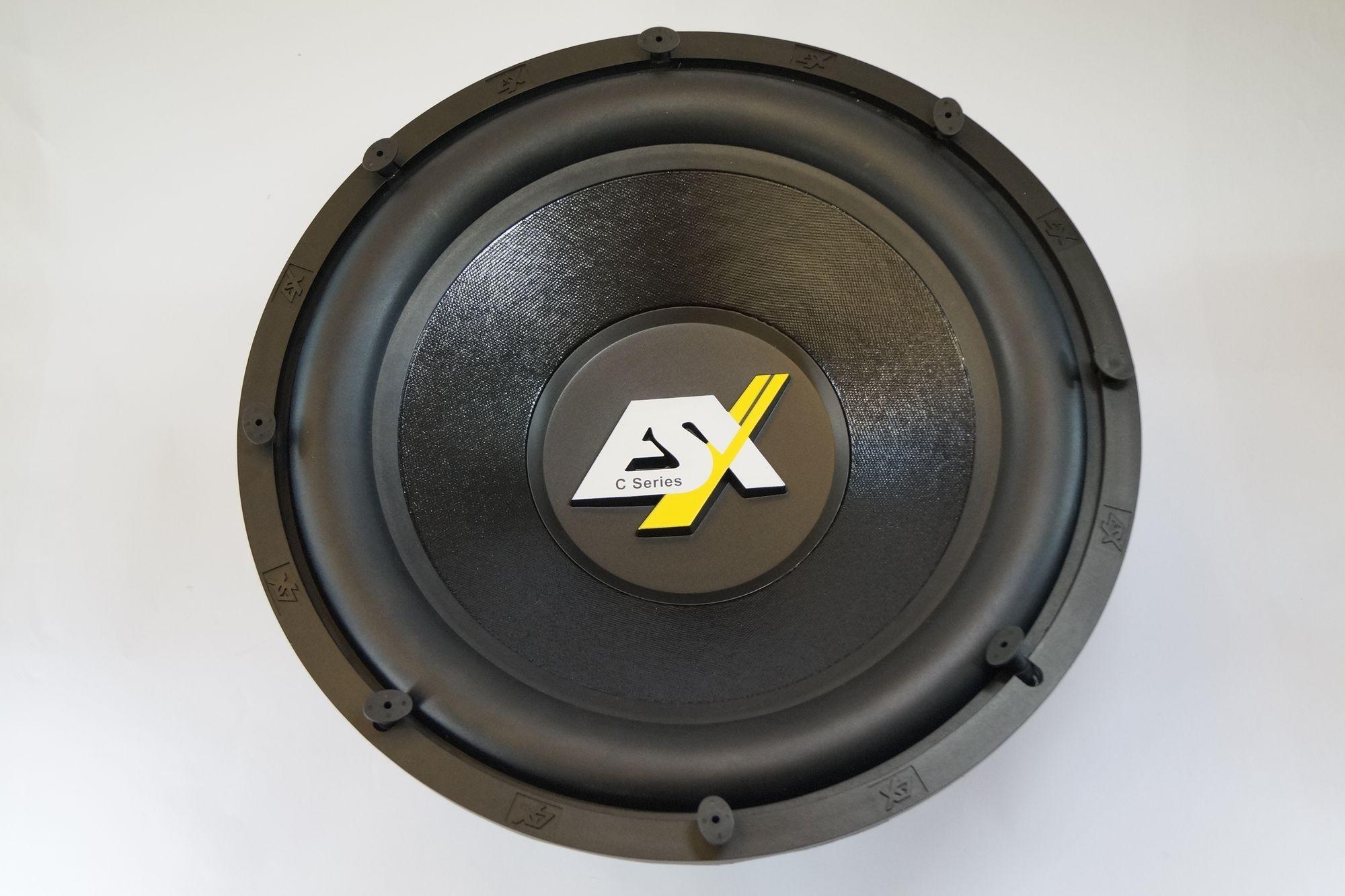 "ESX C-154 15"" (38 cm) Bassreflex-Sub. 800 Watt max. NEU 001"