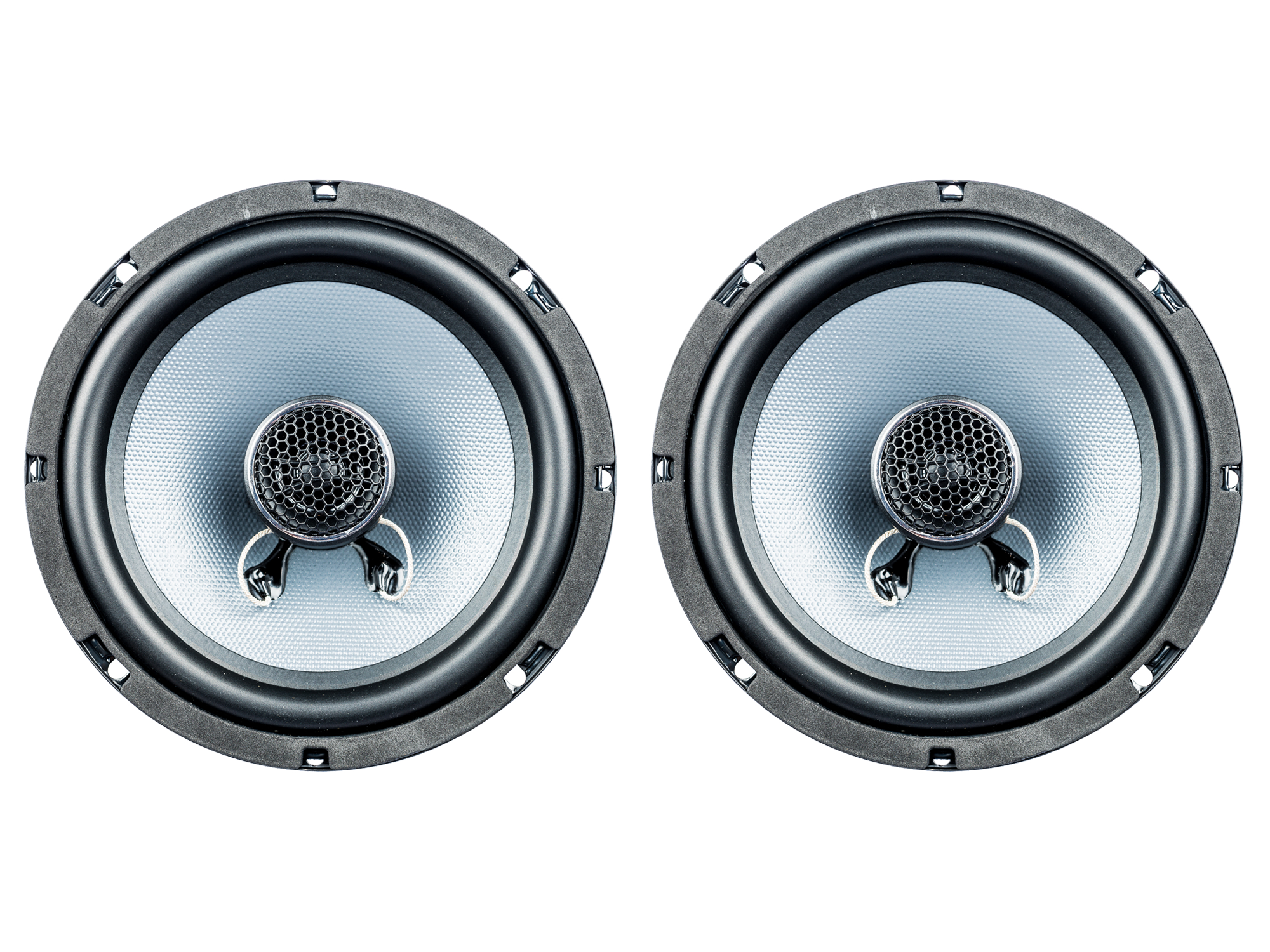 PG Audio EVO III 16.2, 16 cm Coax Lautsprecher für Chevrolet,Daewoo,Daihatsu, Honda,Hyundai,Kia,Mitsubishi, Nissan,Suzuki & Toyota