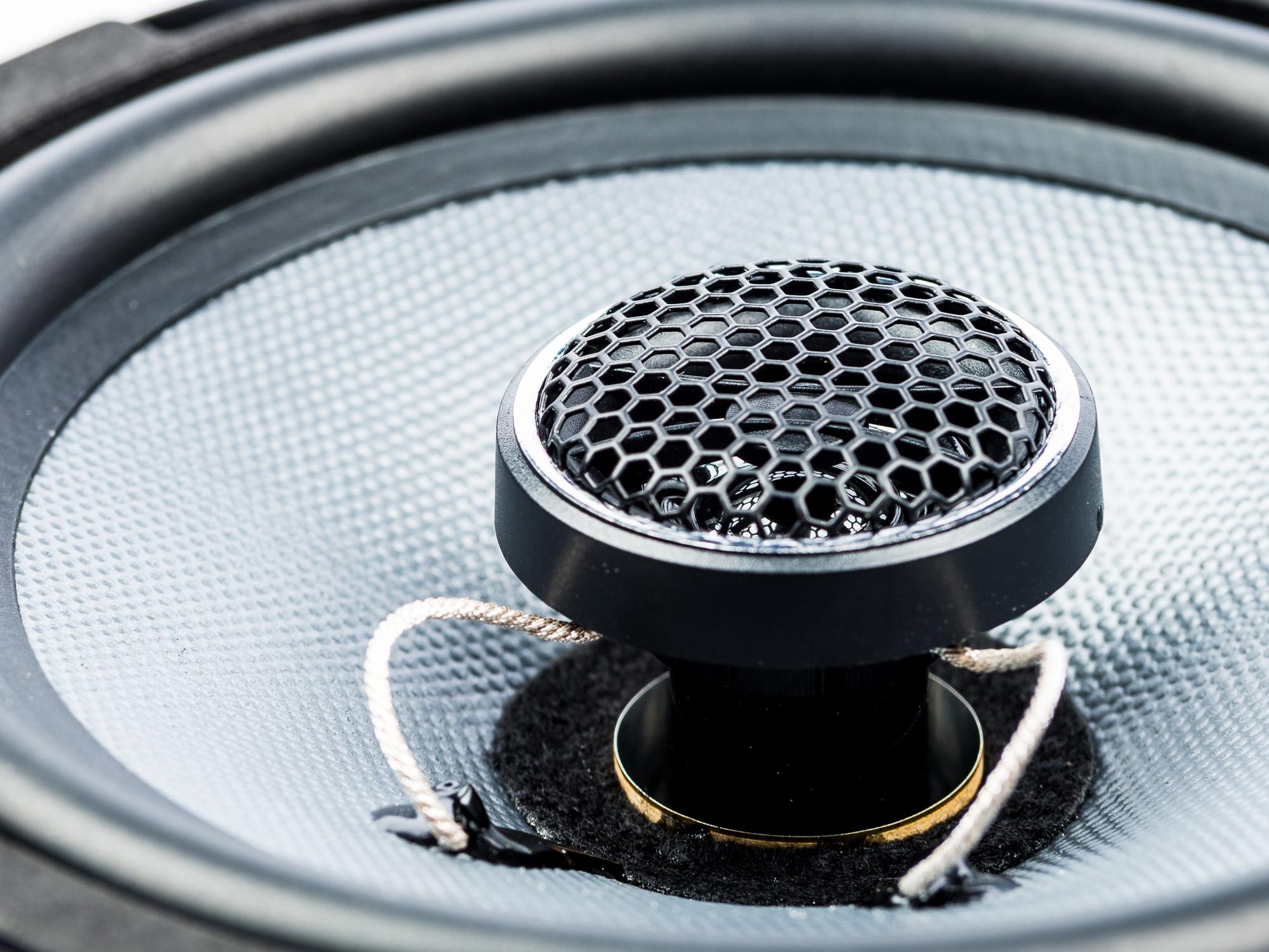 PG Audio EVO III 16.2, 16 cm Coax Lautsprecher für Ford,Opel,Lada,Rover,Subaru & Volvo – Bild 4