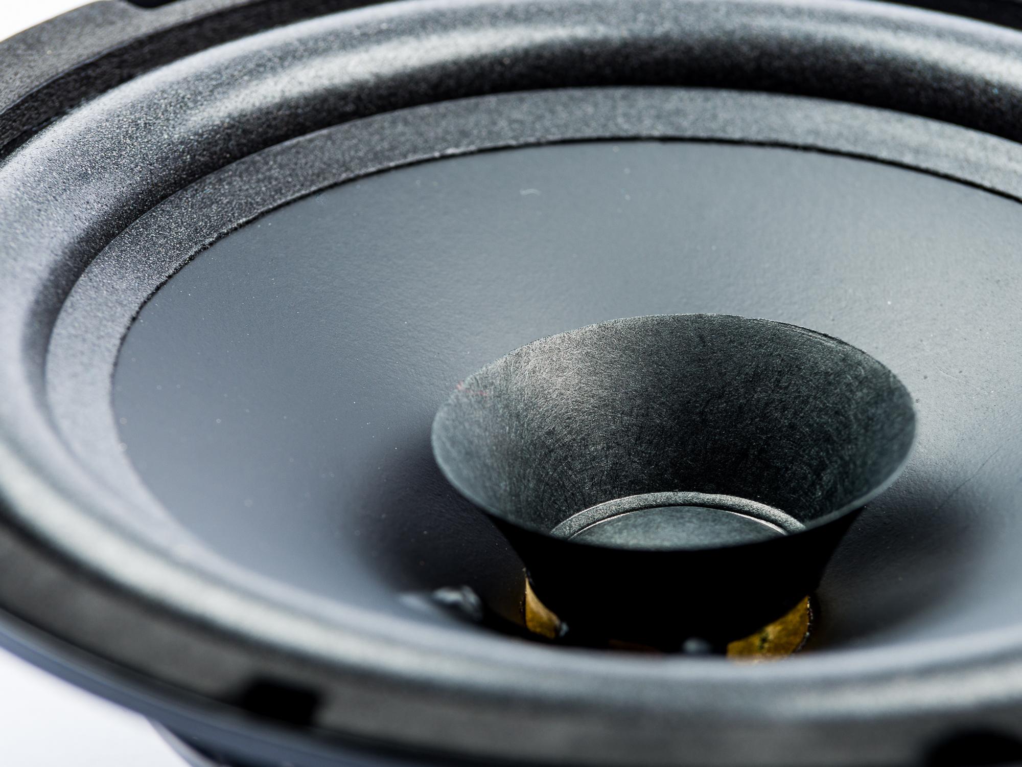 1 Paar PG Audio EVO I 13.2, 13 cm Dual Cone Lautsprecher passend für Audi, BMW, Mercedes & Volvo – Bild 3
