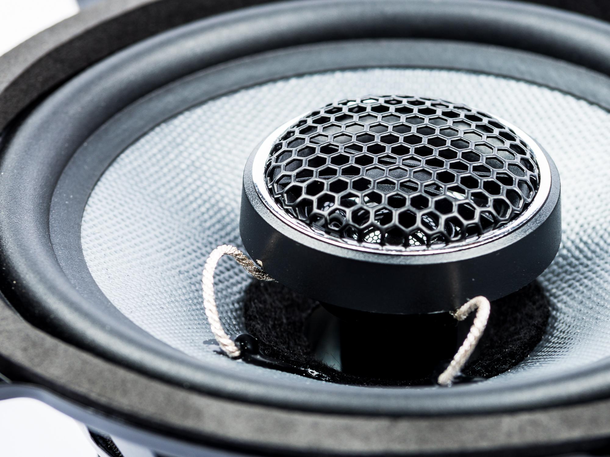PG Audio EVO III 13.2, 13 cm Coaxial Lautsprecher passend für Chevrolet, Daihatsu, Honda, Mazda & Nissan – Bild 4