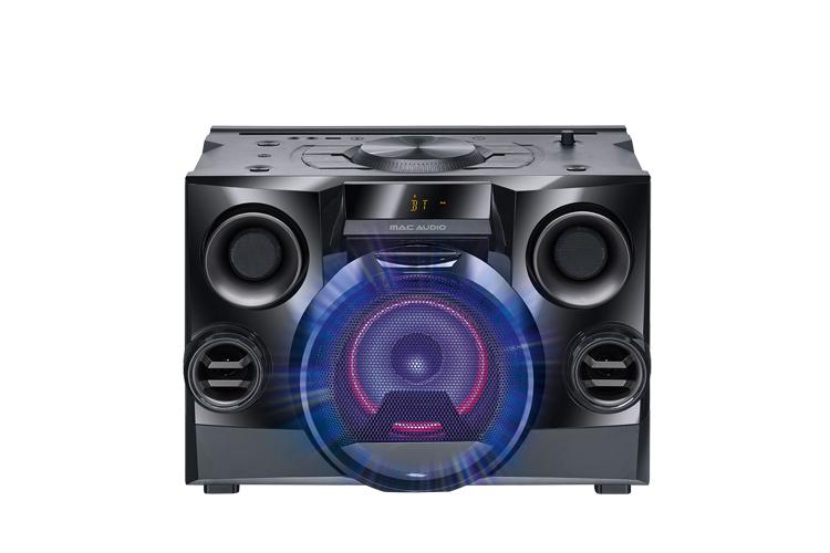 Mac Audio MMC 800, Sound System, 400 Watt, 1 Stück, Neu 001