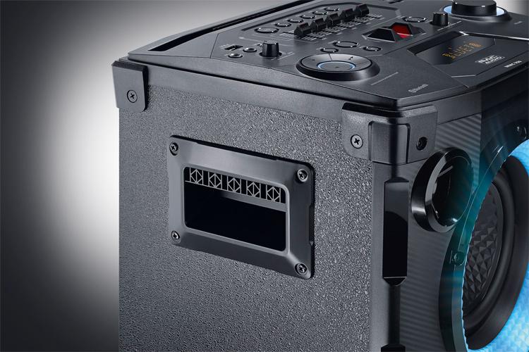 B Ware Mac Audio MMC 750, All-In-One-Party-Lautsprecher, 1 Stück  – Bild 5