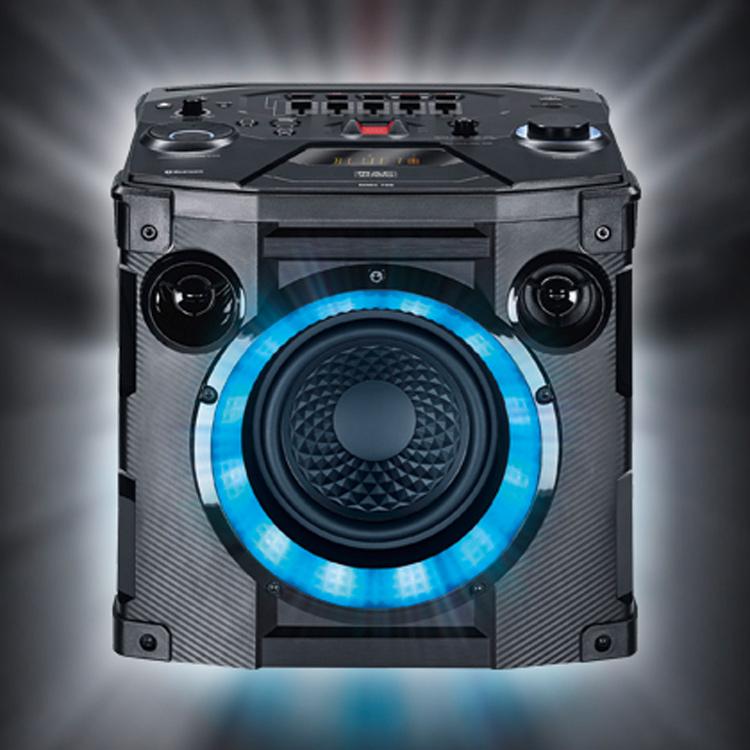 B Ware Mac Audio MMC 750, All-In-One-Party-Lautsprecher, 1 Stück  – Bild 4