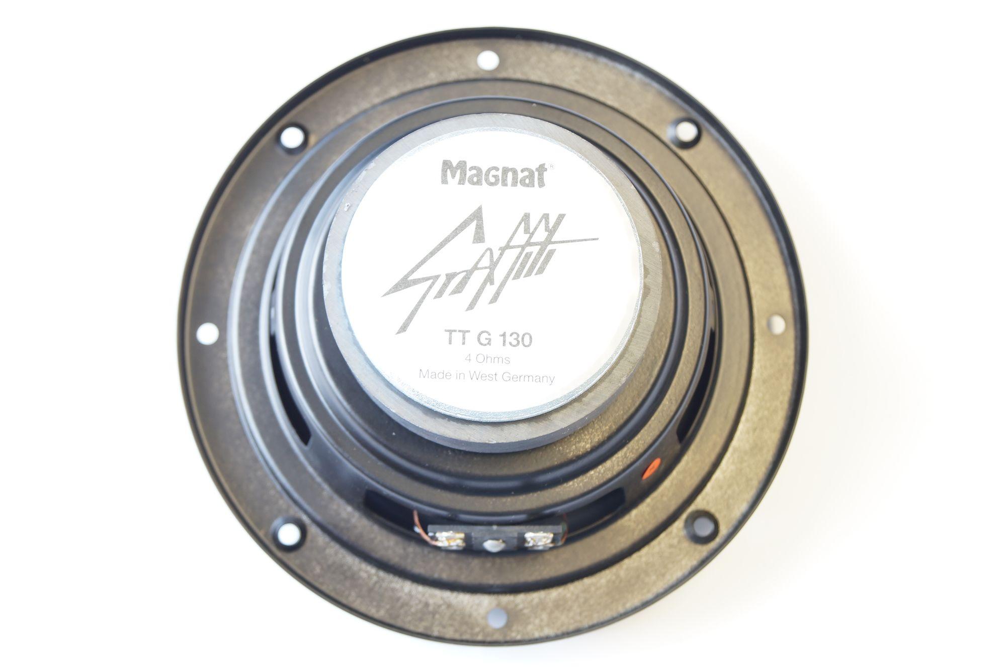 Magnat TT G 130 mm Tiefmitteltöner aus Graffiti Serie 1 Stück – Bild 3