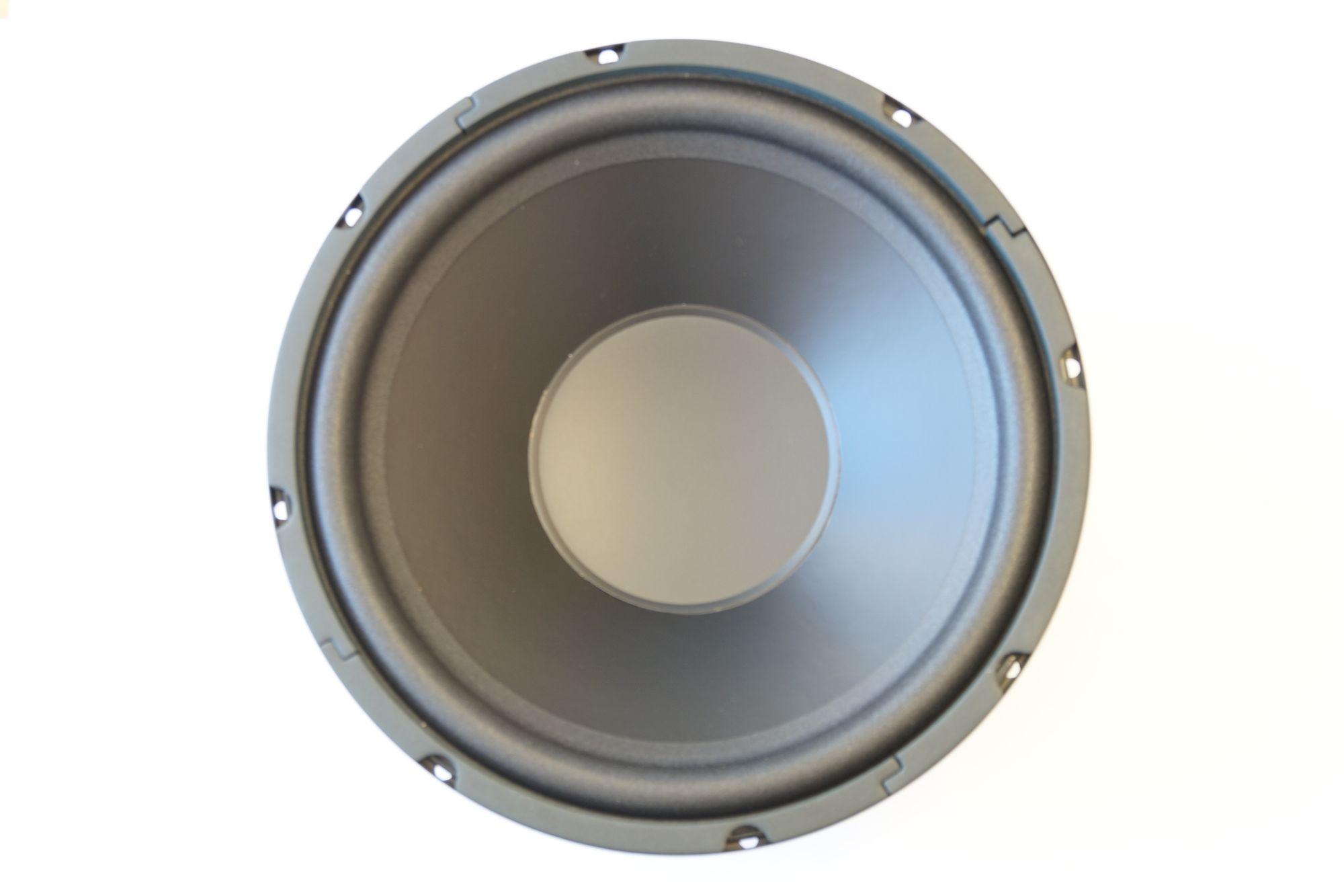 1 Stück Magnat MWS 300 CP 4140X Tieftöner Basslautsprecher Subwoofer Neu 001
