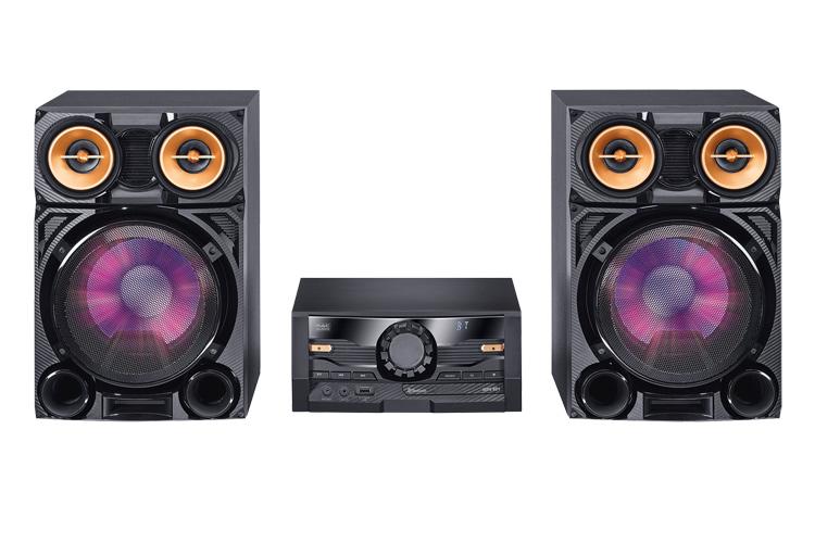 Mac Audio MPS  801 Mini Anlage Kompaktanlage, 1 Stück Neu