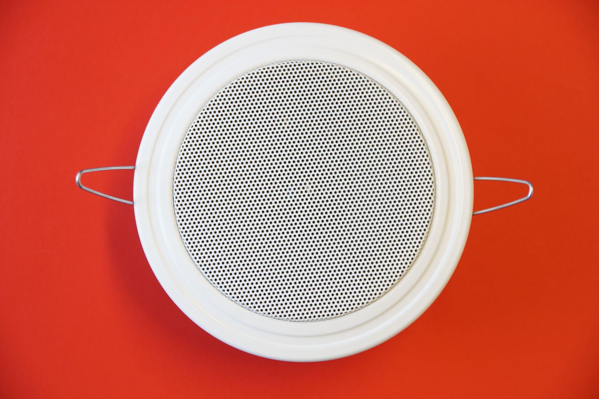 PG Audio DL 10 Decken-Einbaulautsprecher 30 Watt max.weiß Neu-Ware 1 Stück 001