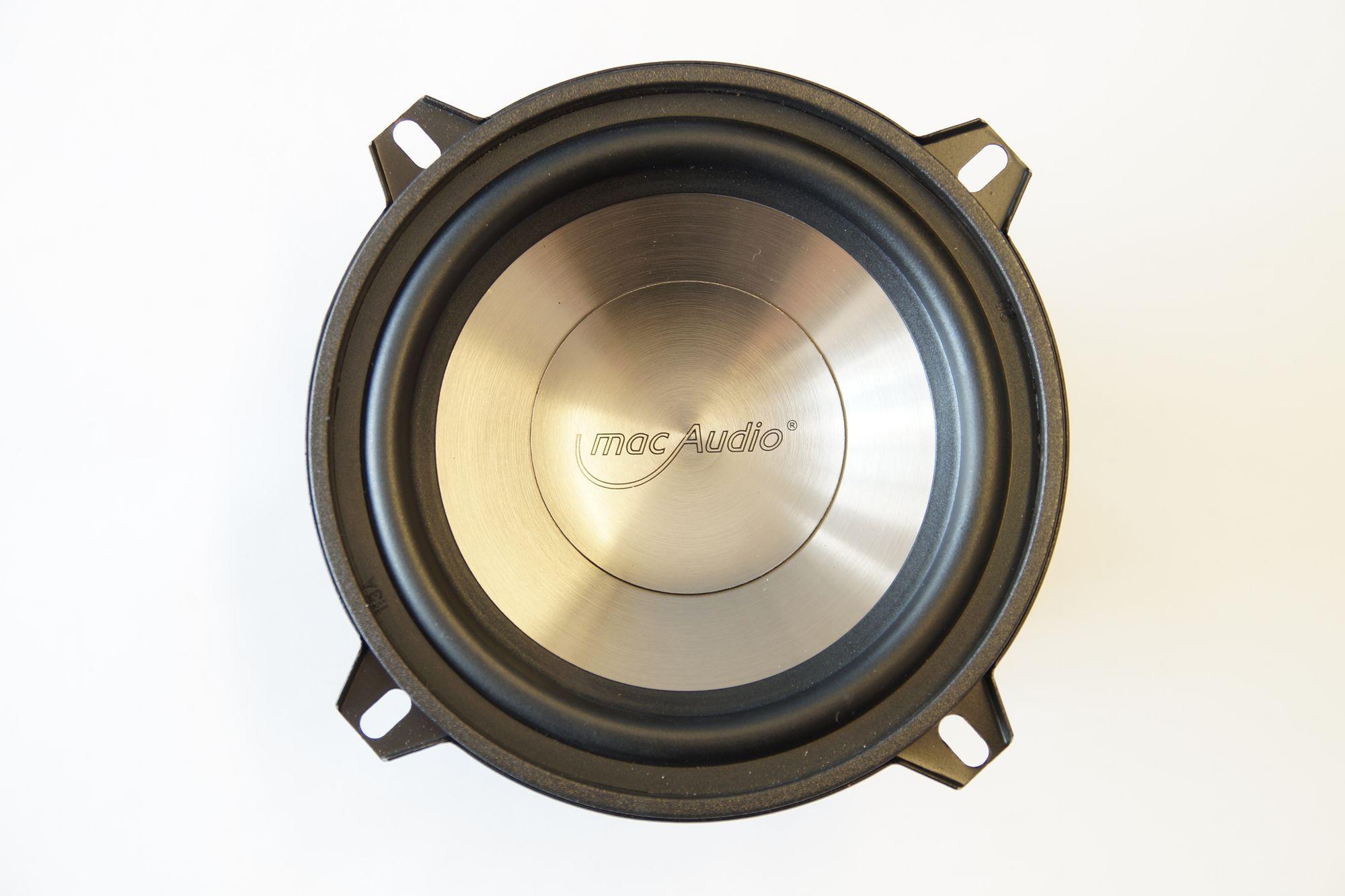 130 mm Kickbass Tiefton Lautsprecher Subwoofer 13 cm mac Audio Audio DVD 2.13 001
