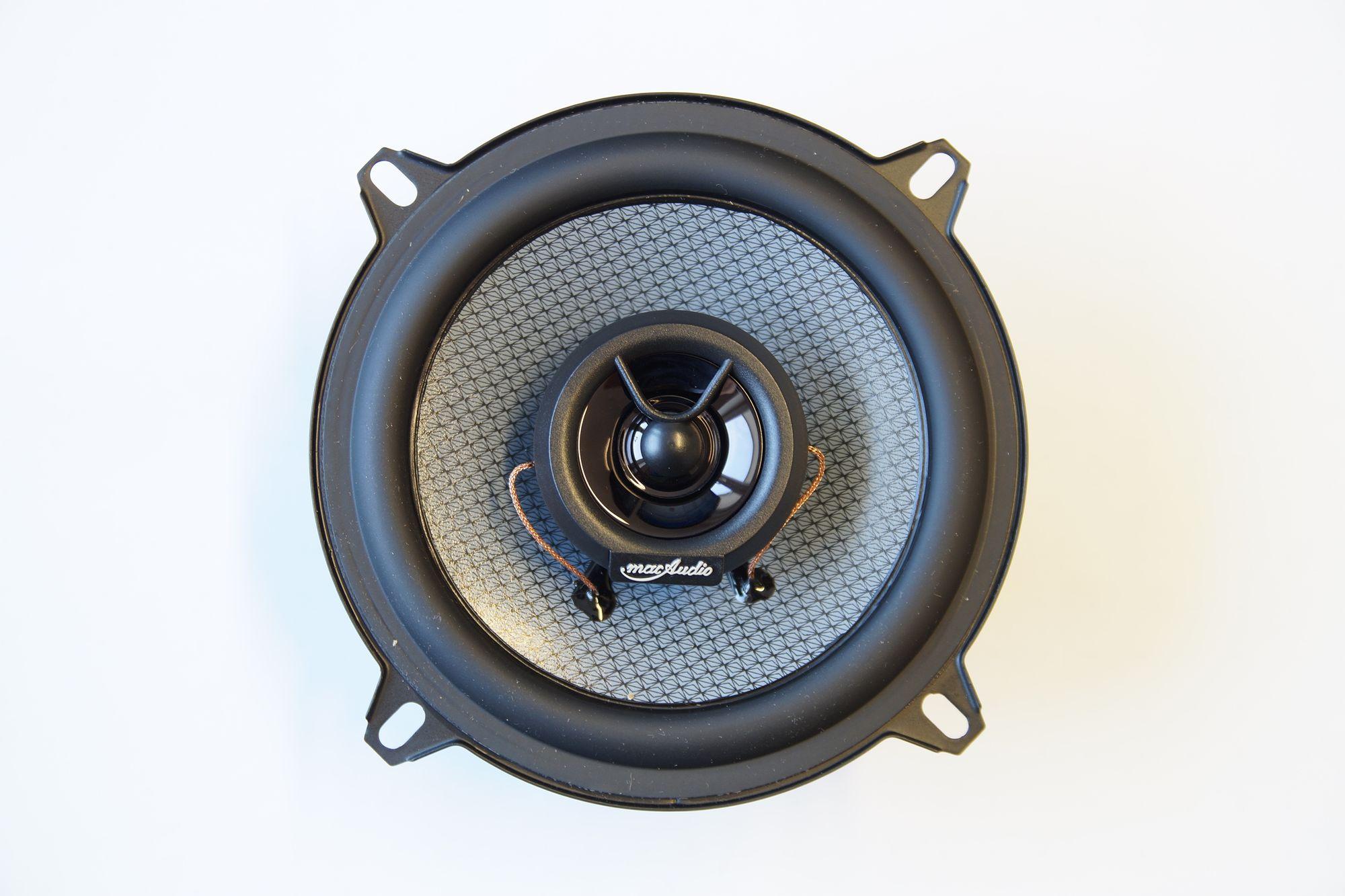 1 Paar 130 mm 2 Wege Koax Lautsprecher mac Audio Mac Platinum 13.2 NEU 001
