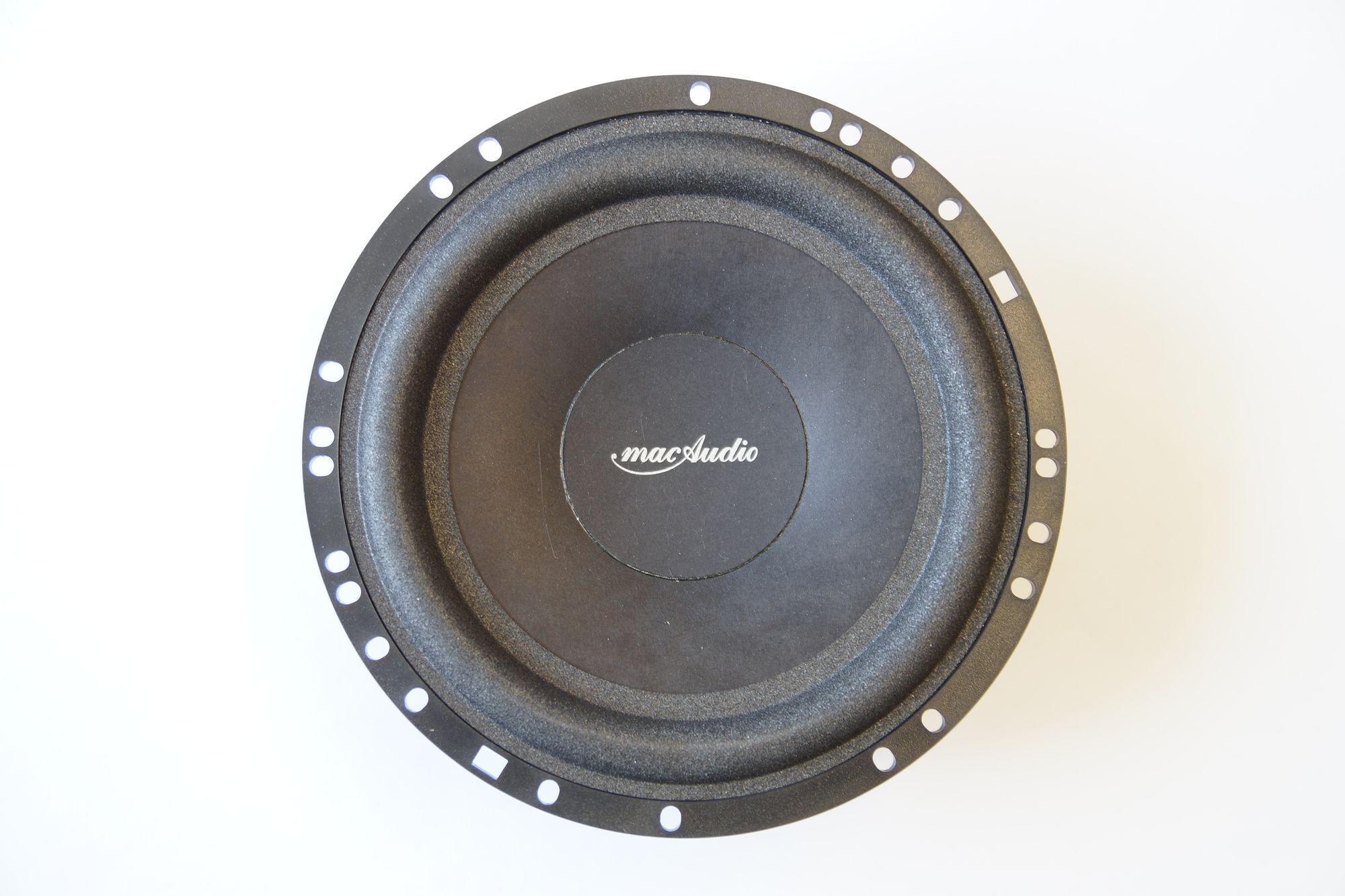 Mac Audio Reference 2.16 Tieftöner 16 cm Basslautsprecher 1 Paar Neu 001