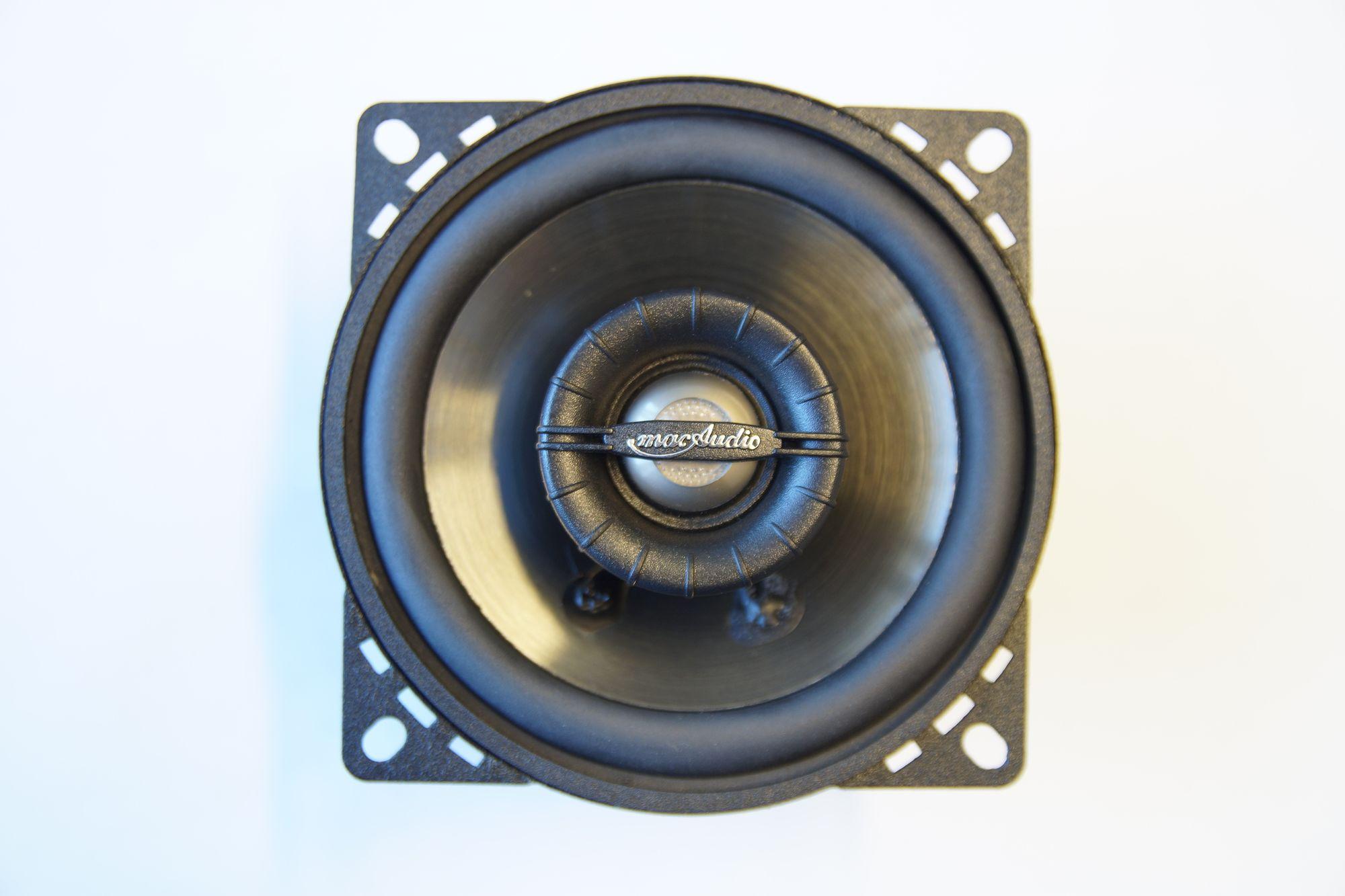 1 Paar mac Audio Mac Iron 10.2, 100 mm 2-Wege Koax, 80 Watt max., NEU, Serviceware