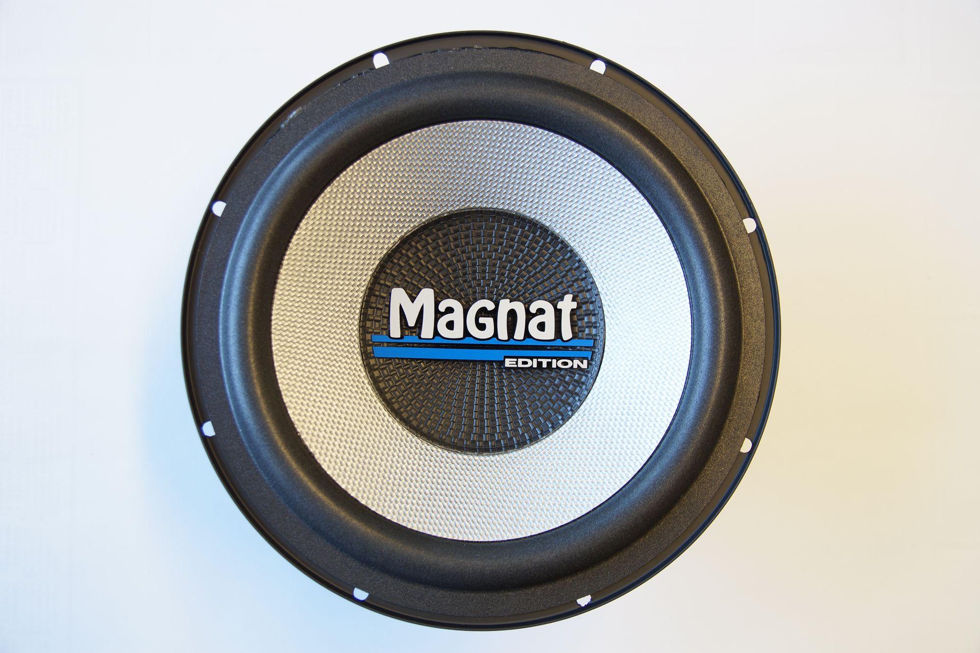 "8"" 20 cm Subwoofer Magnat Edition BP 20 Basslautsprecher/Tieftöner MWS 200 PP 4110 001"