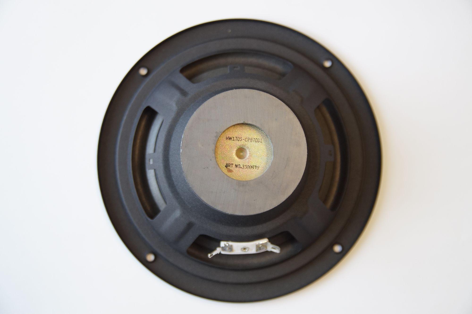 1 Stück Heco 170 mm Tiefmitteltöner HW 170 SCP 870 Dl Serviceware – Bild 5