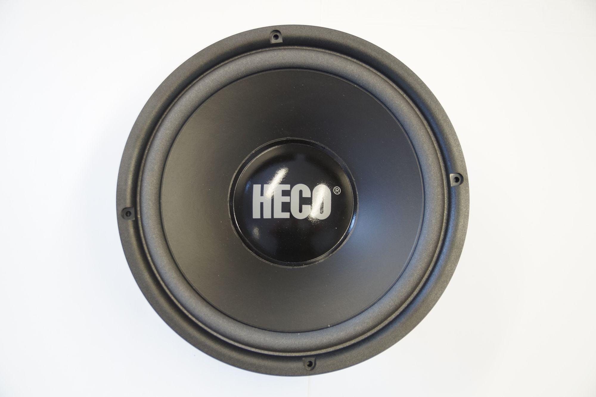 25 cm Tieftöner Basslautsprecher Subwoofer Heco HW 250 SCP 4120