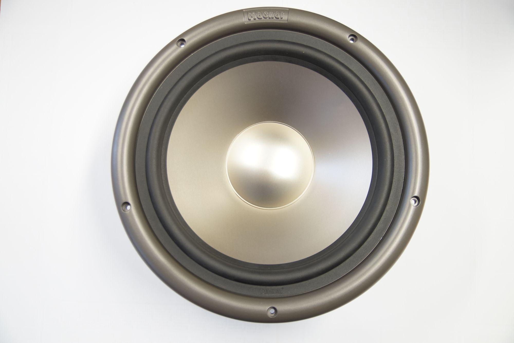 Magnat Vintage 990 Tieftöner MW AL 300 AL 3150  Basslautsprecher 30 cm 12 Zoll 001