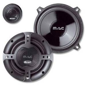 1 Paar mac Audio MP 2.13, 120 Watt max., NEU