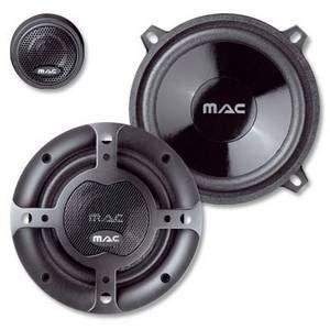 1 Paar mac Audio MP 2.13, 120 Watt max., NEU 001