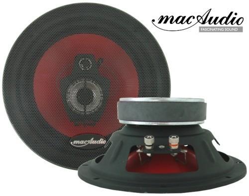 1 Paar 200 mm 3-Wege Triax mac Audio Red Attack 200.3 Serviceware 001