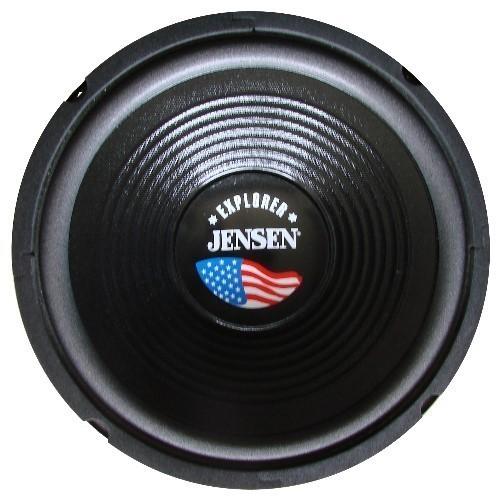 "Jensen Explorer Sub 250, 10"" 25 cm Subwoofer, 300 Watt max., NEU 001"