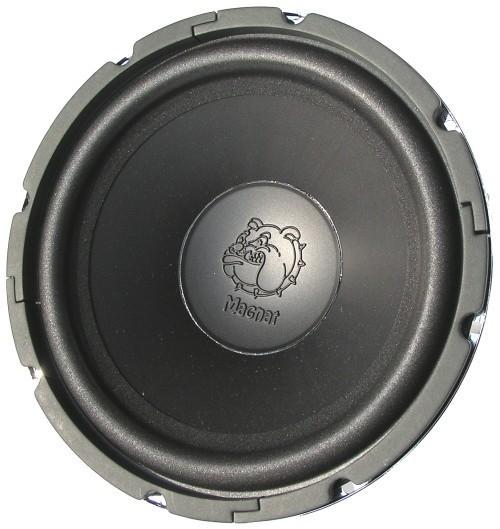 1 Stück 25 cm Subwoofer Magnat Transforce 1000 Tieftöner Basslautsprecher 250 Watt max. – Bild 2